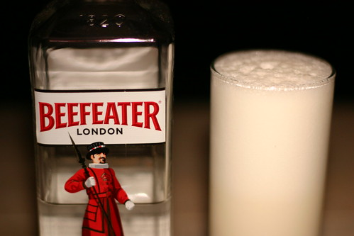 Beefeater Gin and Ramos Gin Fizz | by ReeseCLloyd