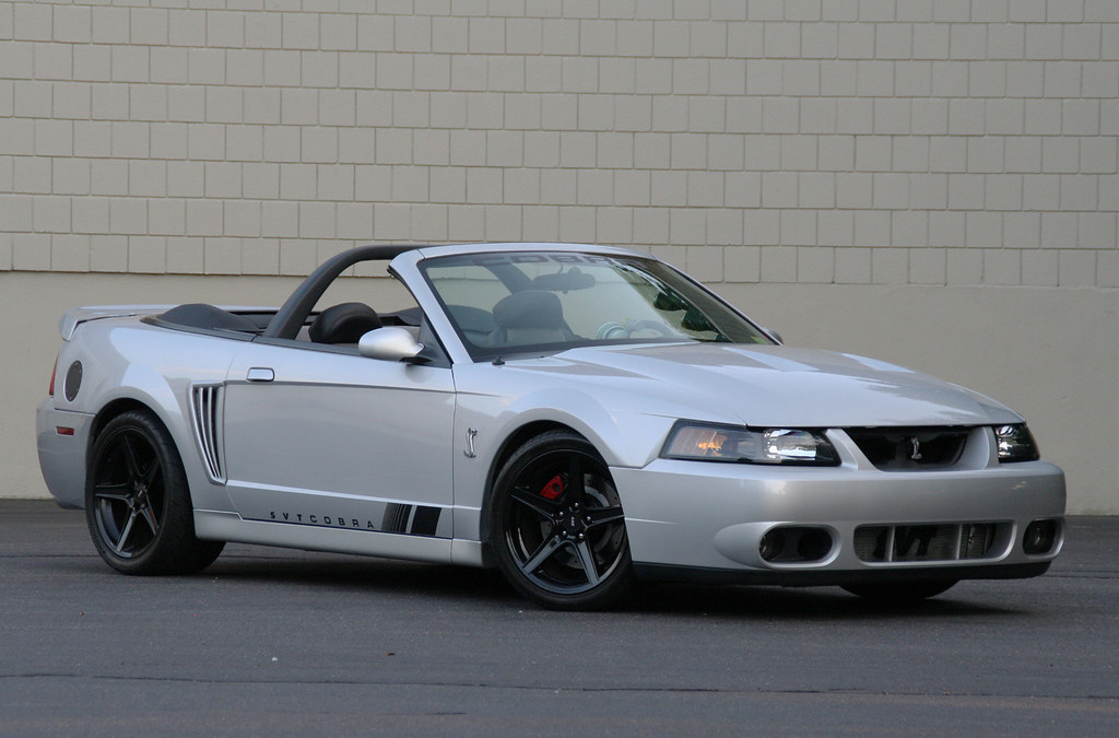 2003 Ford Mustang Svt Cobra Alex Nunez Flickr