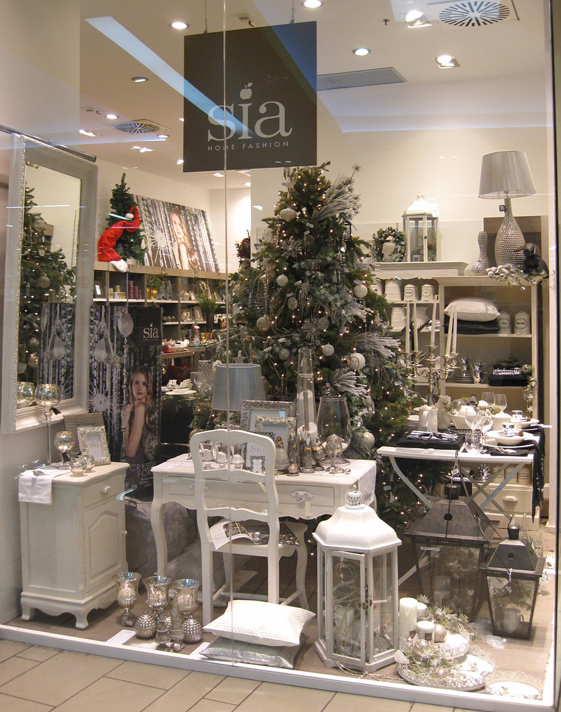 Sia - home fashion | Sia in Christmas mode already | thinkretail | Flickr