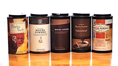 how to make starbucks mocha powder