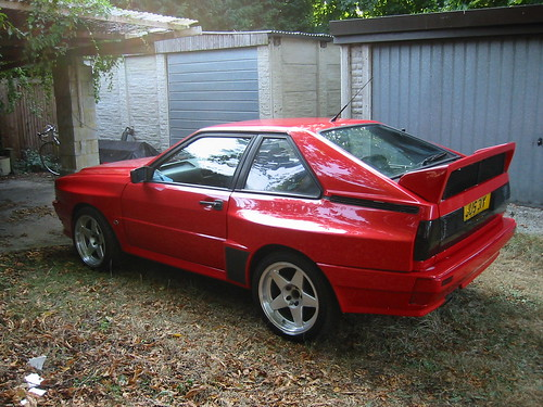 Audi Ur Quattro Sport In 2003 Ah Cars I Used To Own