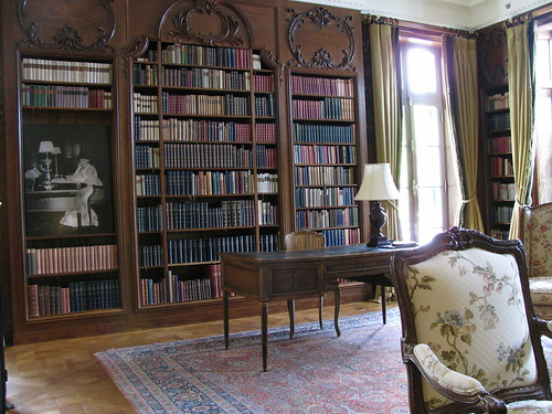 Edith Wharton's studio, The Mount, The Berkshires, MA | by pablo.sanchez