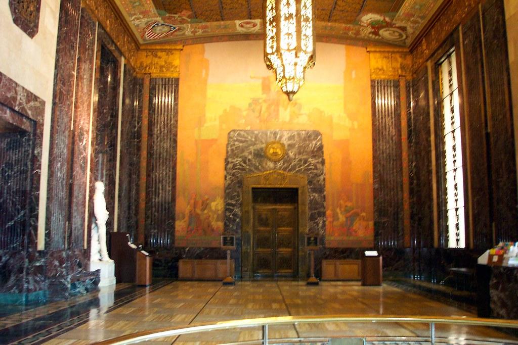 Baton Rouge LA ~ Louisiana State Capitol ~ Interior   Flickr