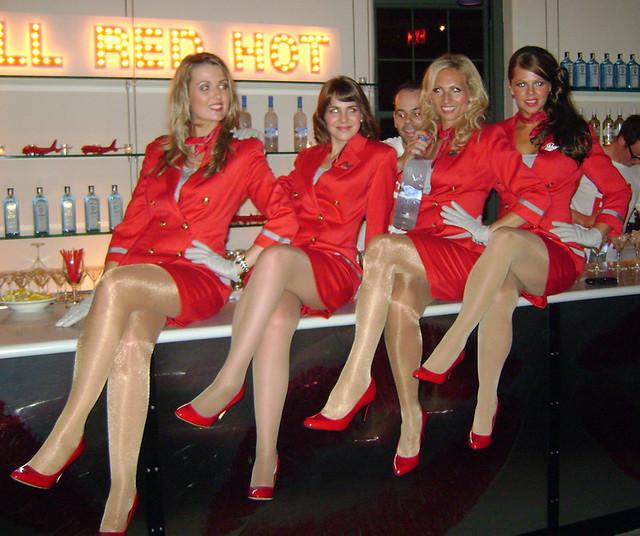Virgin Atlantic 25Th Anniversary Party  Flickr - Photo -2657