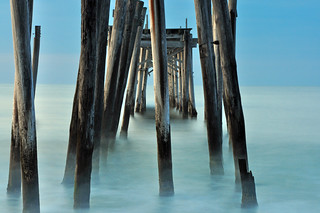 Beneath the Fishing Pier | by drc151