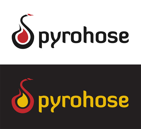 Pyrohose Logo Design | by greg.newman