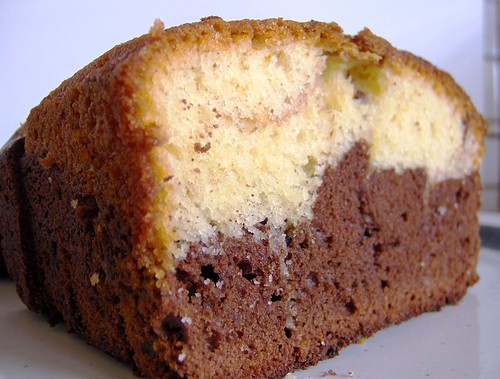 Chocolate Marble Cake Real Chocolate