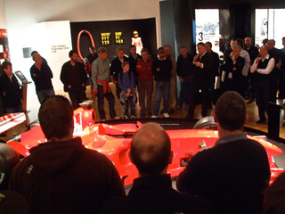 Formula One expert floortalk | by Museum of New Zealand Te Papa Tongarewa
