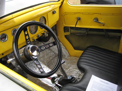 Willys gasser interior | 17th annual Unfinished Nationals ...