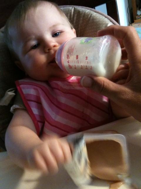 Baby Food Banana Puree Recipe