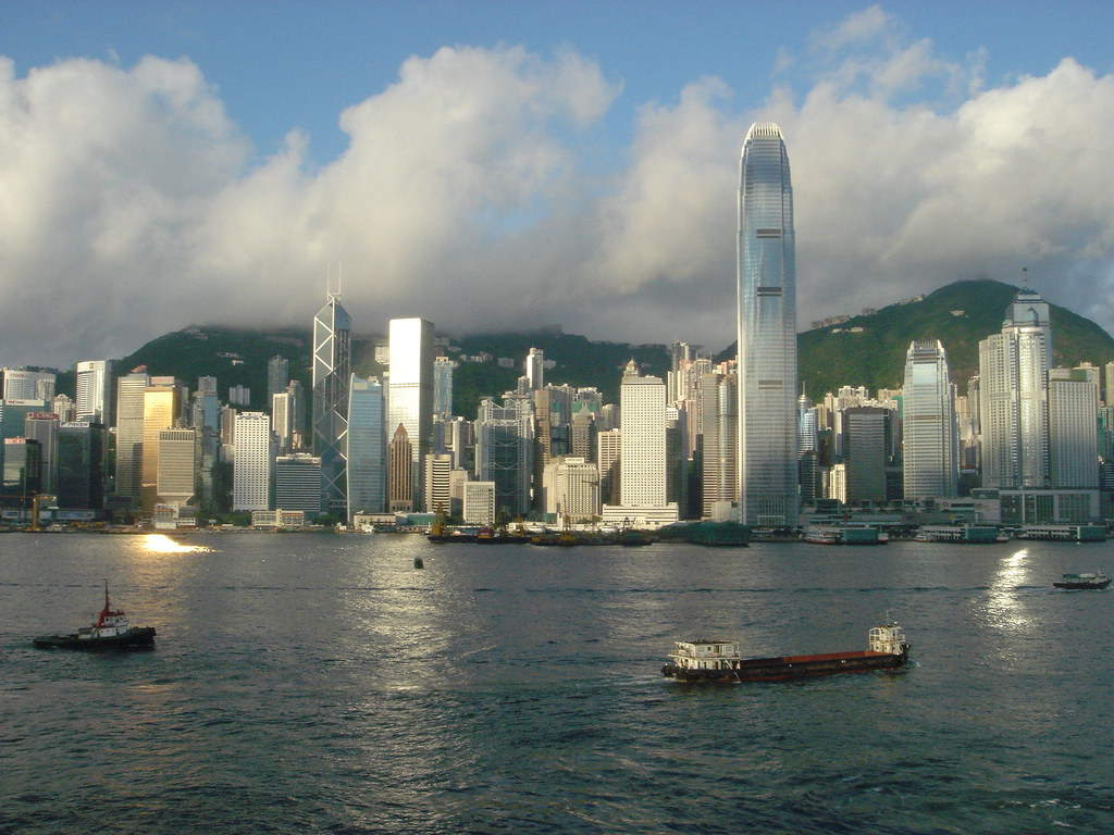 Hong Kong Harbor Tour