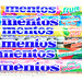 Mentos of the World