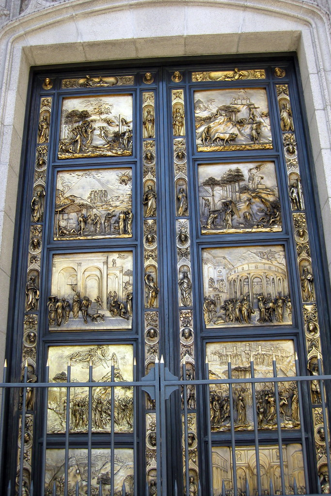 ... San Francisco - Nob Hill: Grace Cathedral - Ghiberti Doors | by wallyg & San Francisco - Nob Hill: Grace Cathedral - Ghiberti Doors\u2026 | Flickr Pezcame.Com