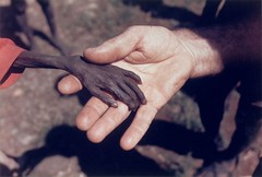 Starving boy and a missionary | by mariateresasantos