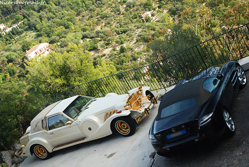 Zimmer Golden Spirit & SLR Roadster | by Nicars-06