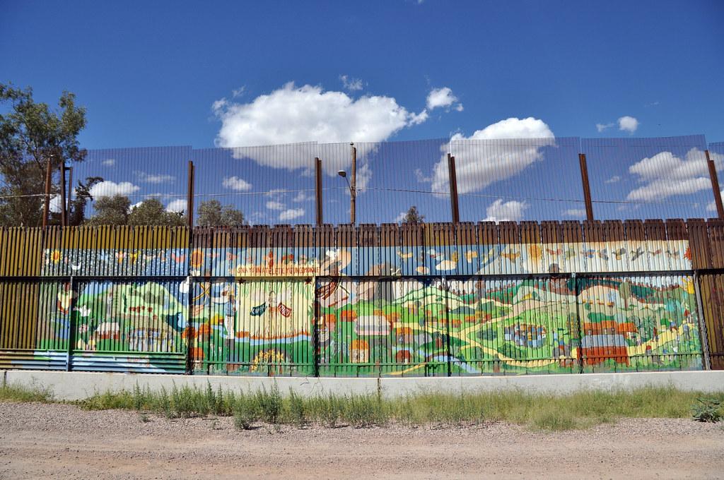 wall mural in nogales