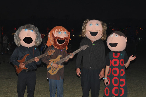 Phish Costumes 2009-10-31 Festival 8, Indio, CA, Empire Polo Club | by Dan Shinneman
