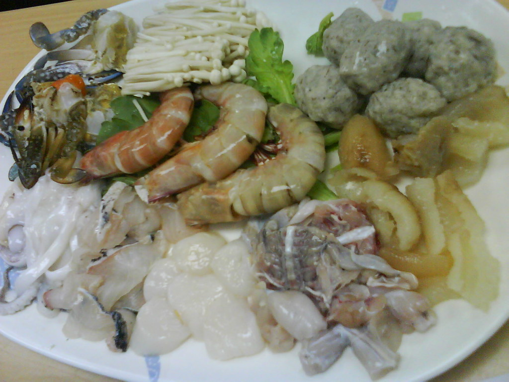 Seafood Herbal Steamboat Argh I Had My First Frog Leg