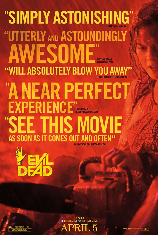 Evil Dead - Poster 4