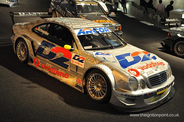 Mercedes Benz D2 Racing Car Visit Www Carproductstested Co Flickr