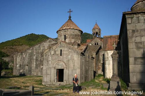 Mosteiro Haghpat, Armenia