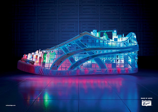 FOC Onitsuka Tiger - Electric Shoe Campaign | by Freedom Of Creation