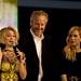 Drew Barrymore, Daniel Stern and Kristen Wiig