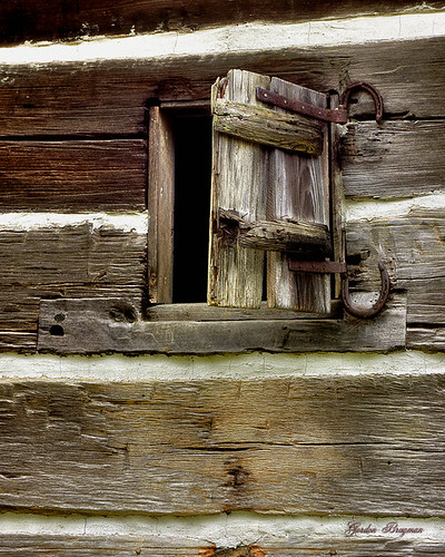 Window Onto The Past | by unity1968