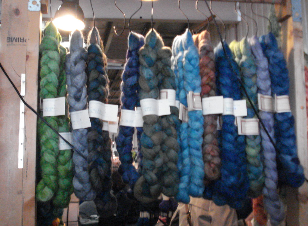 Roving at the ny state sheep amp wool festival rhin flickr