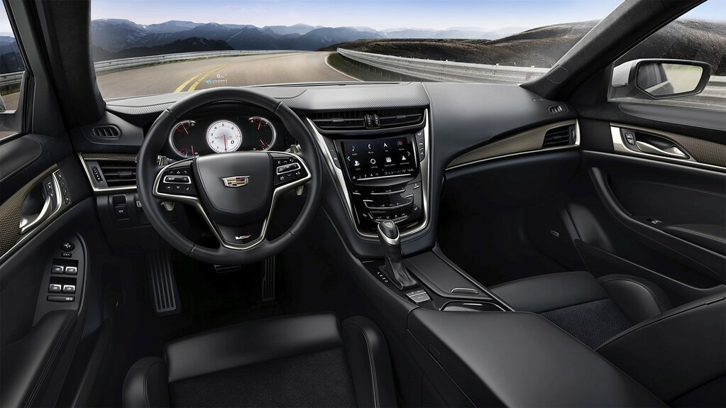 Next-gen Cadillac user experience debuts in CTS