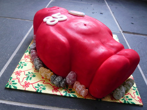 Birthday Babies Cake
