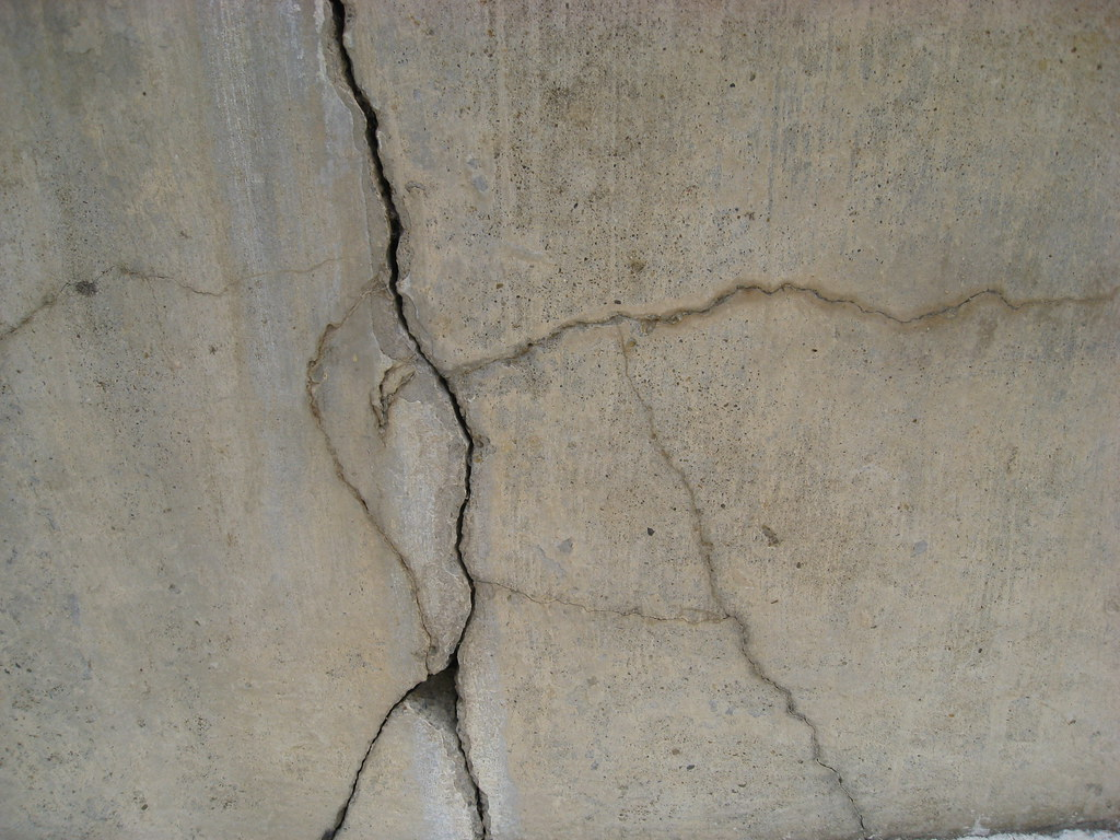 Cracked wall by sherrie thai of shaireproductions feel How to fill a crack in the wall