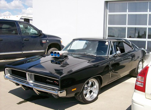 Dodge Charger 1969 Supercharged