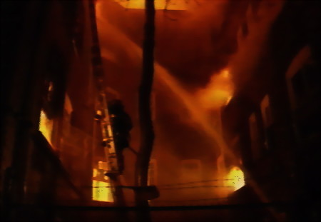 Paxton Hotel Fire This Photo From Chicagoland Video For