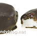 Dark Chocolate Peppermint Crunchy Patties