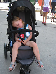 Renegade Craft Fair Chicago - Avery all tuckered out | by Fresh Lemons : Faith