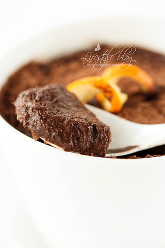 Raw Chocolate Mousse Vegan