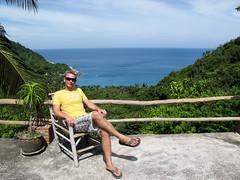 Guido at Koh Tao