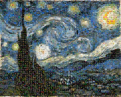 Van Gogh: Starry night | by Gilberto Viciedo