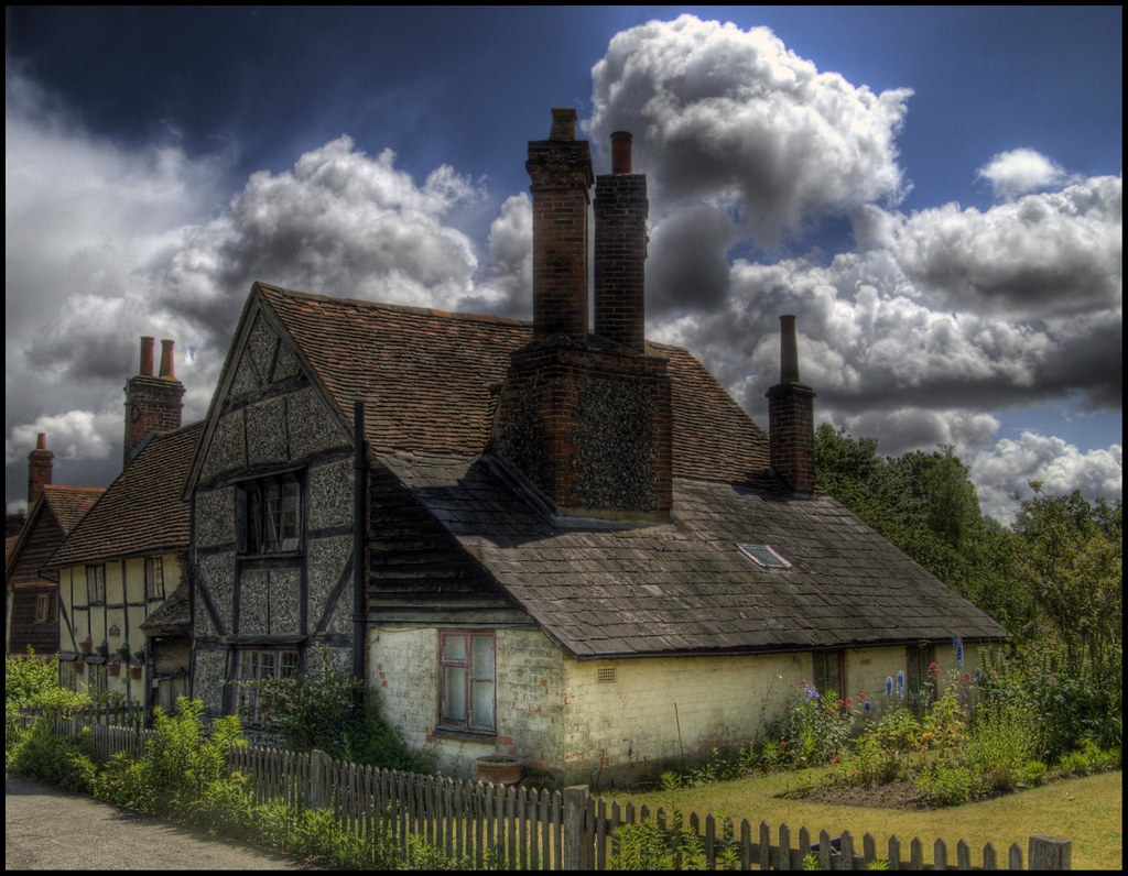 House in Shere, Surrey...