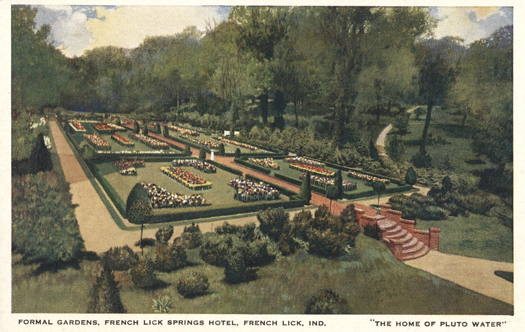 French Lick Springs Hotel - French Lick, Indiana