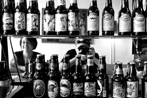 365x2.115 | Wall o' Beer. | by kriegs