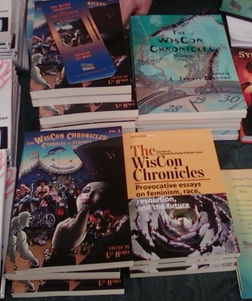 WisCon 33 Dealer's Room of Me - The WisCon Chronicles | by ktempest
