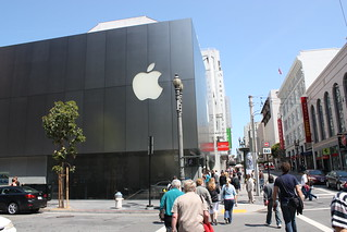 Apple Store San Francisco | by christianr