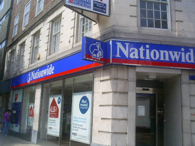 Nationwide Building Society Service Disruption