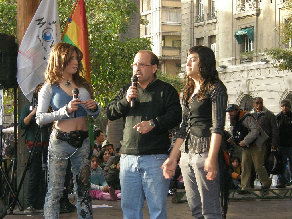 Orgullo Gay 2009 en Barcelona Oh-Barcelona