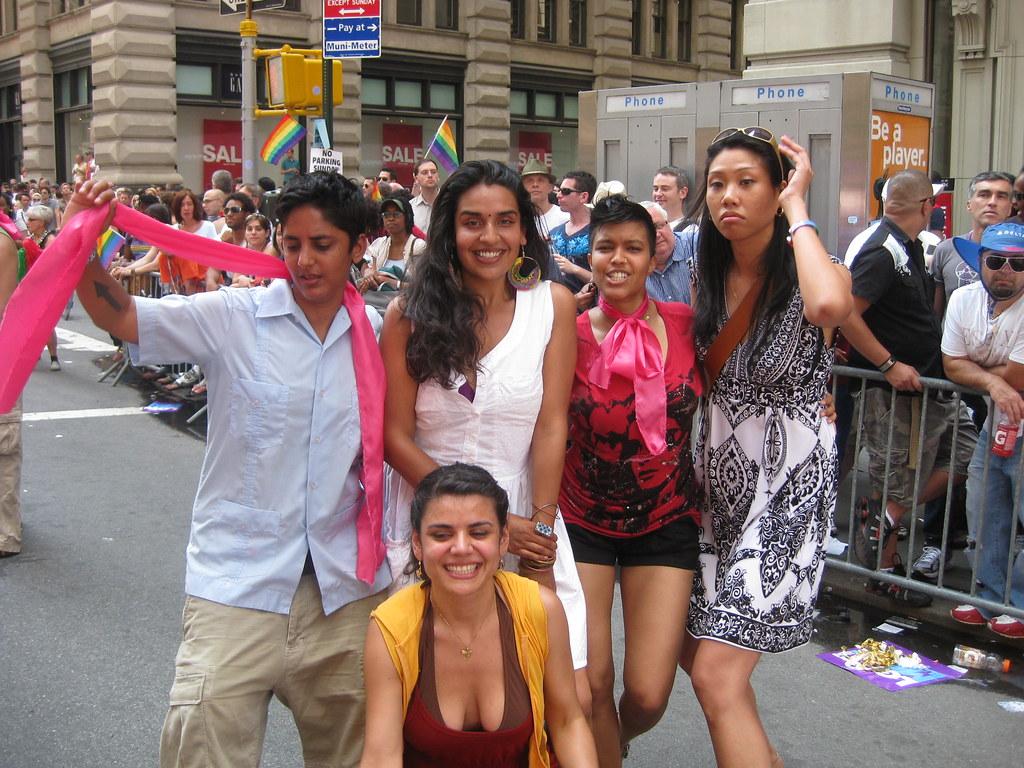 photo: roopa singh) salga marches in nyc pride 2009 (salg… | flickr