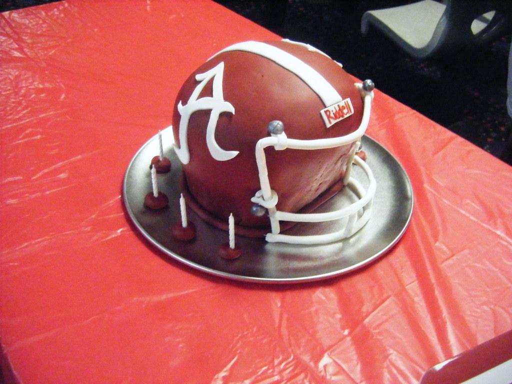 Helmet Cake Pan D