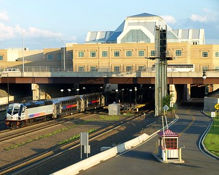 Secaucus Junction Rail Station, New Jersey | by jag9889