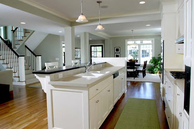 Functional Kitchen Islands Pictures